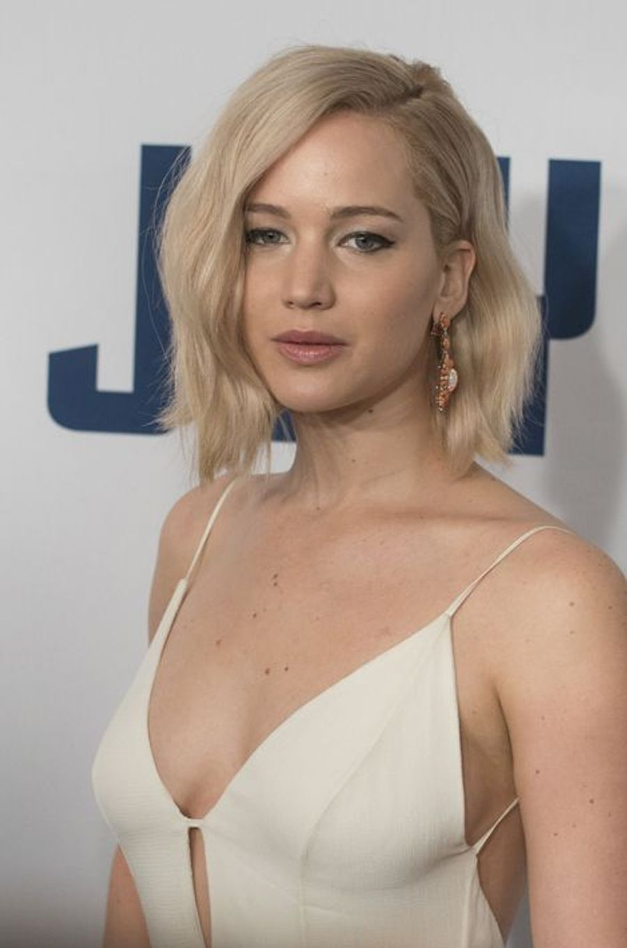 Jennifer Lawrence à New York le 13 décembre 2015
