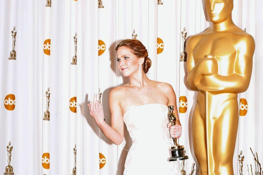 Après son Oscar en 2013