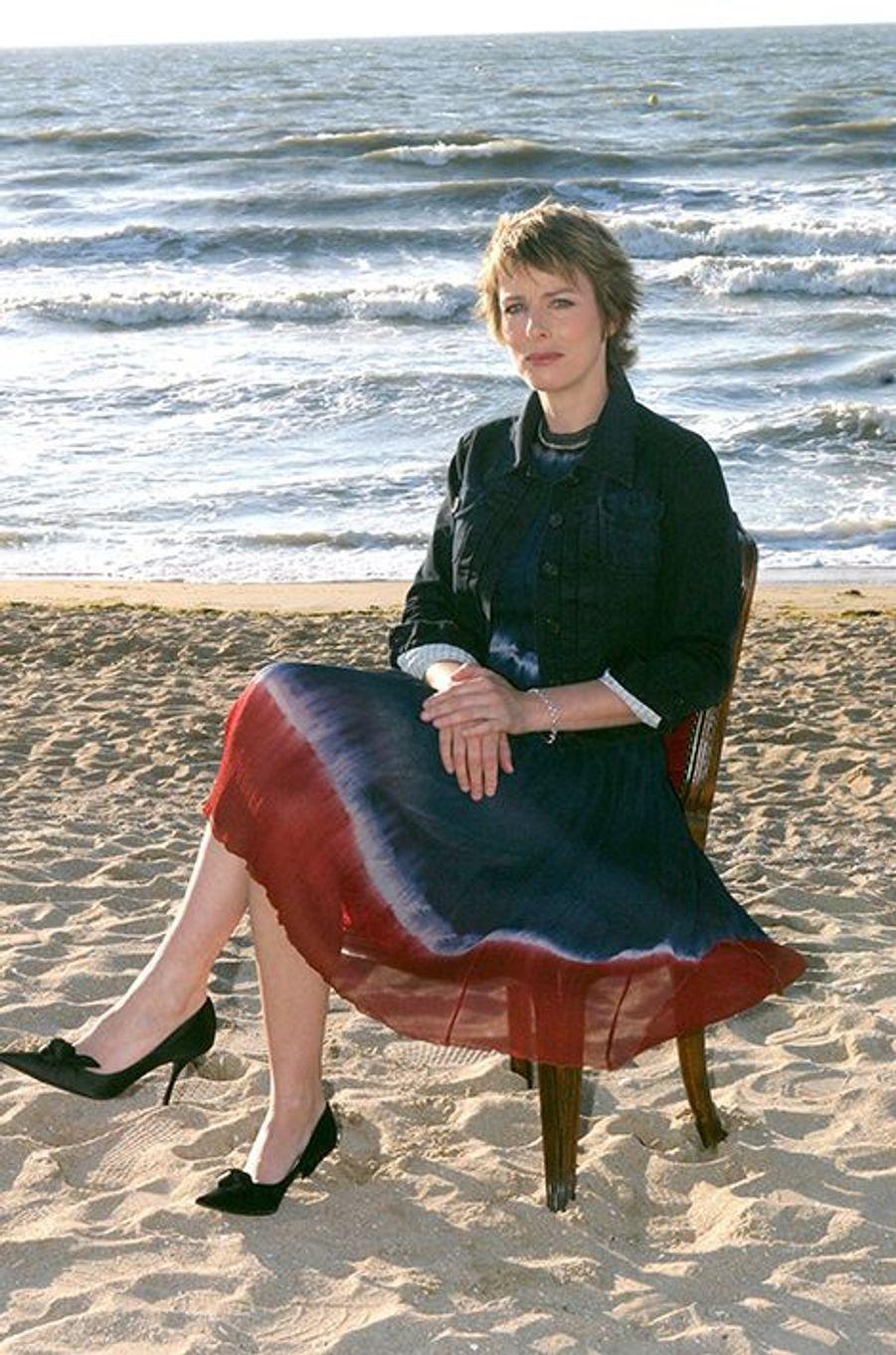 En 2004 à Cabourg