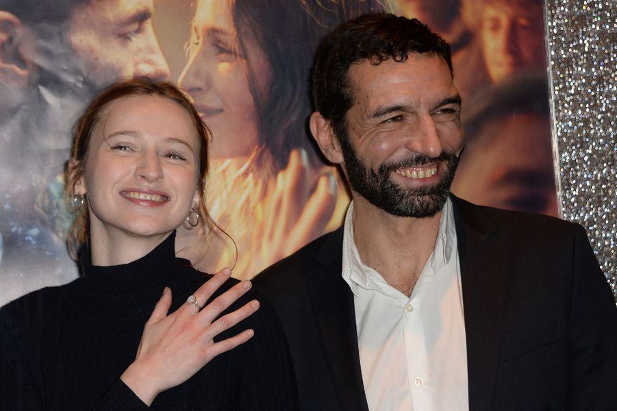 Christa Théret et Olivier Loustau