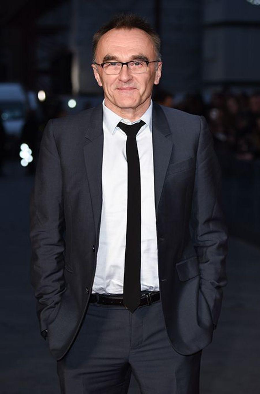 Danny Boyle à Londres le 18 octobre 2015