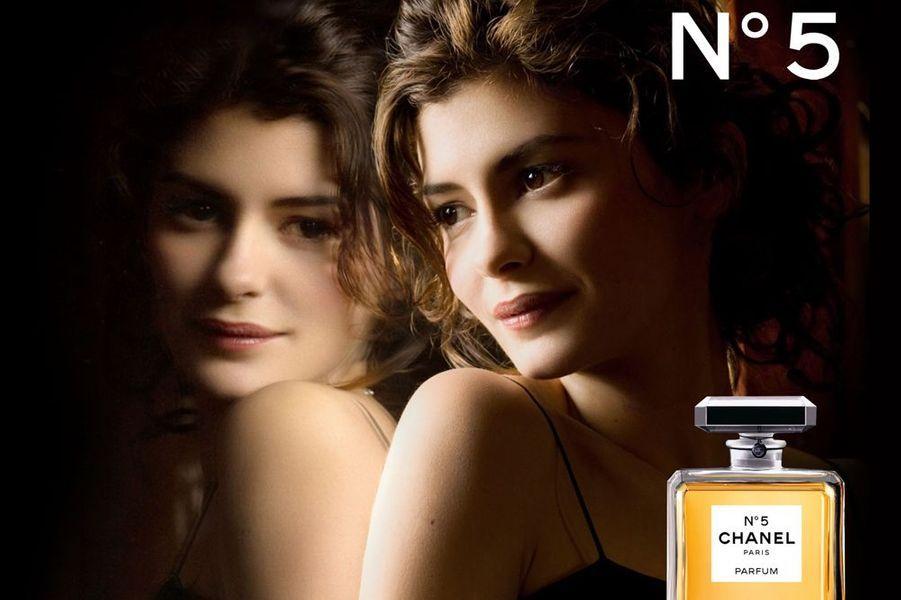 Audrey Tautou pour Chanel