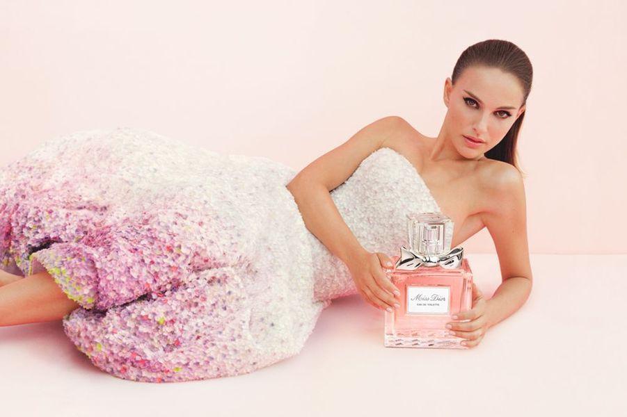 Natalie Portman pour Dior
