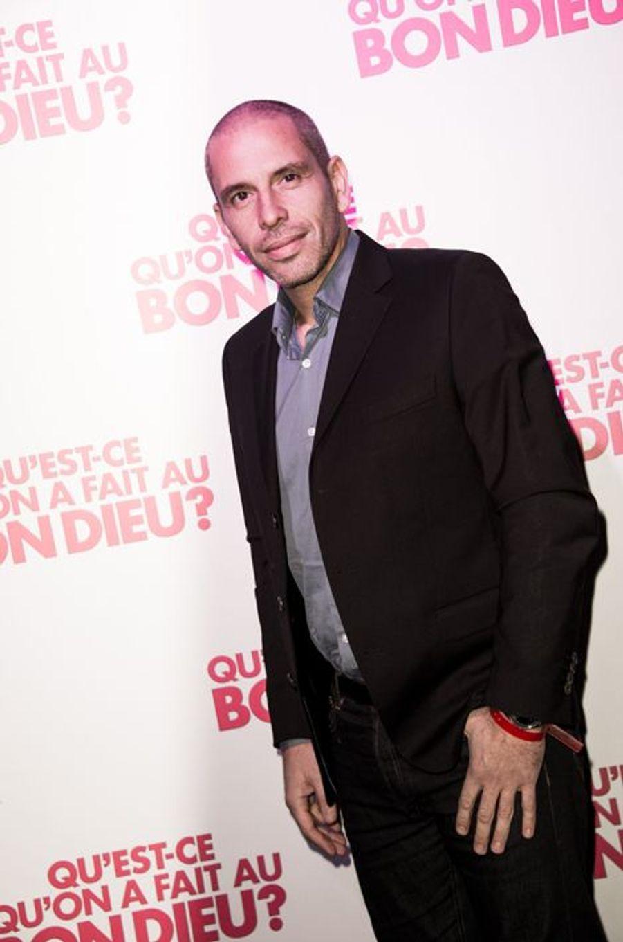 Medi Sadoun à Paris le 8 décembre 2014