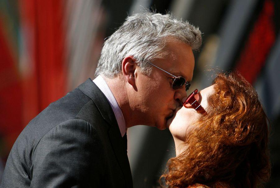 """Ils sont restés ensemble 23 ans. Un record dans le monde d'Hollywood. Mais Susan Sarandon et Tim Robbins, qui se sont rencontrés en 1987 sur le tournage du film """"Duo à Trois"""", ont annoncé leur divorce en 2009."""