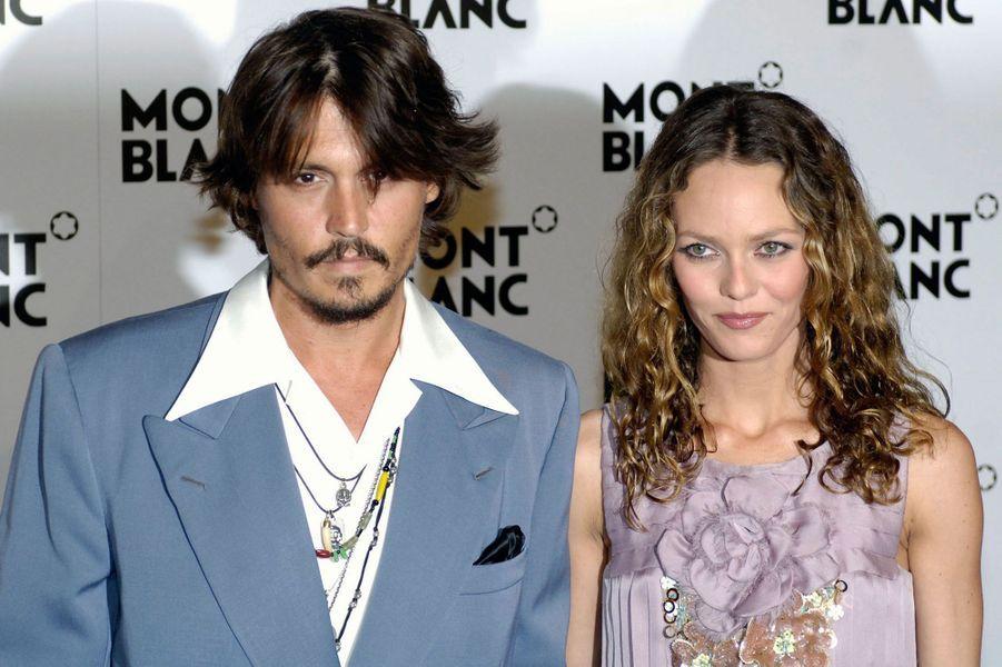 Vanessa Paradis et Johnny Depp ont annoncé en juin leur séparation après 14 ans de vie commune et deux enfants.