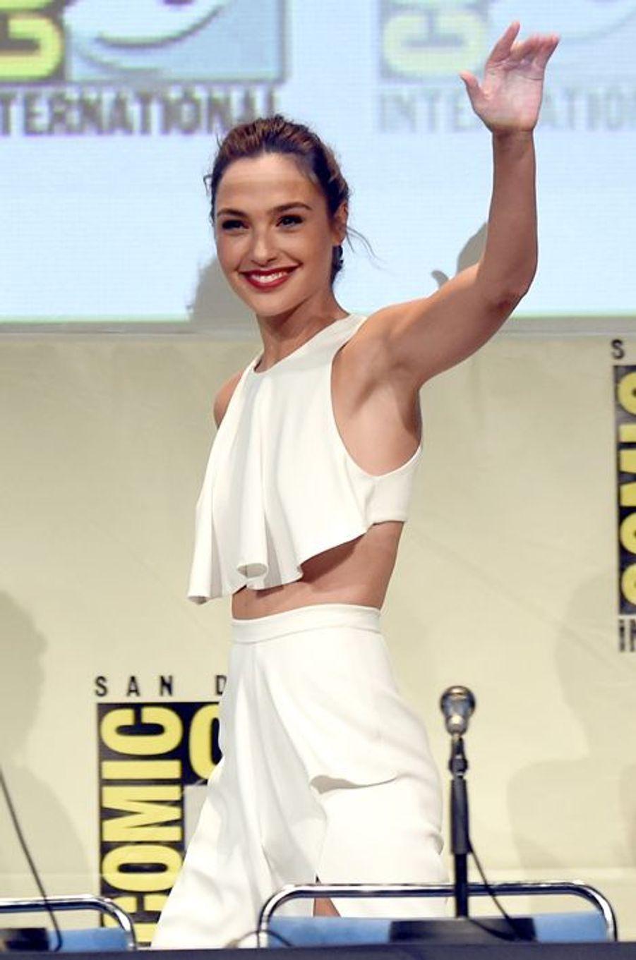 En juillet 2015 au Comic Con de San Diego