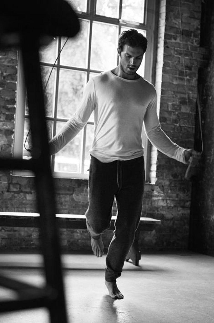 Jamie Dornan, la nouvelle coqueluche made in Hollywood
