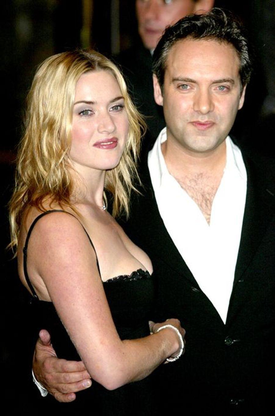 En 2003 avec Sam Mendes
