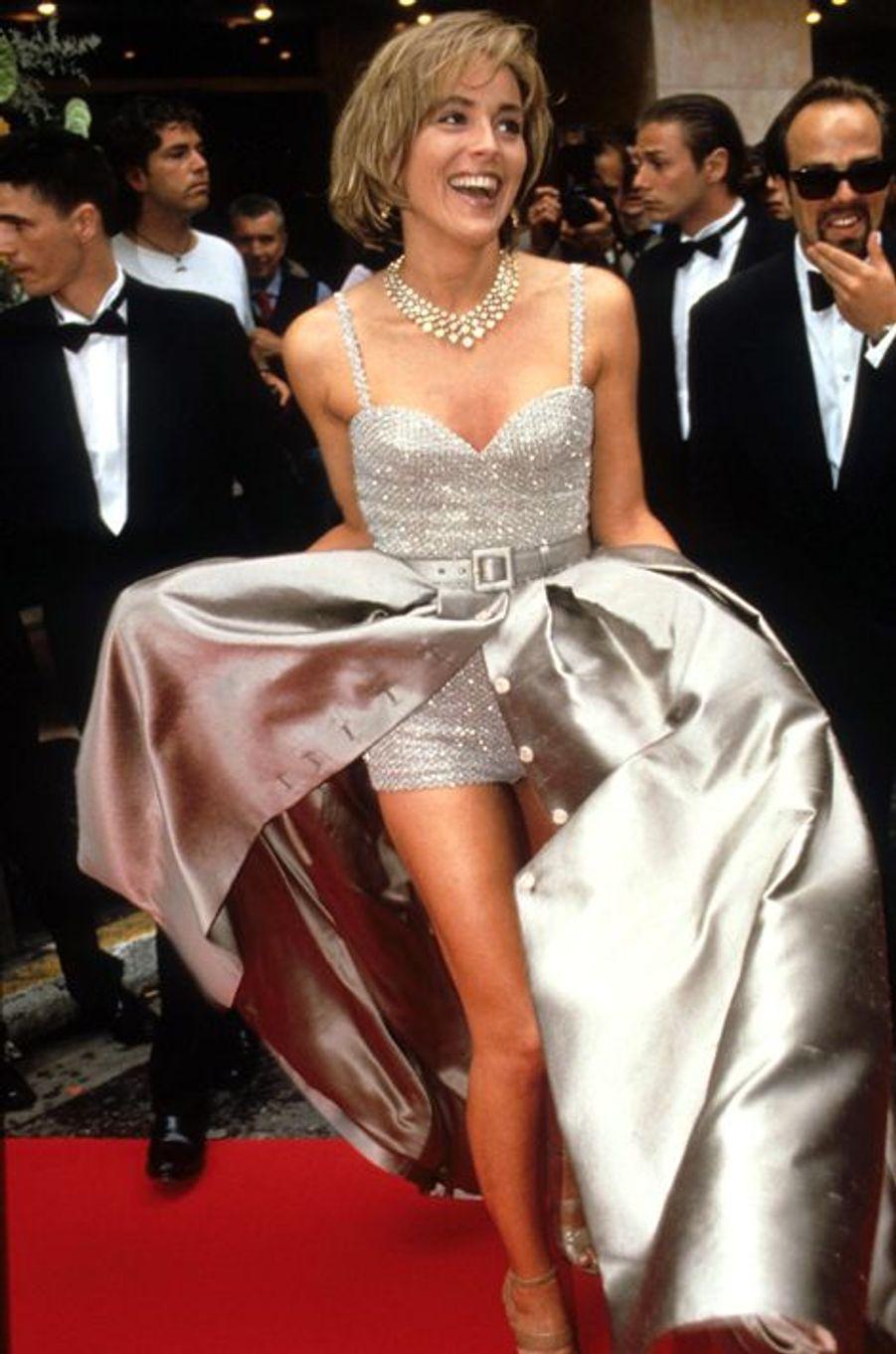 À Cannes en 1995
