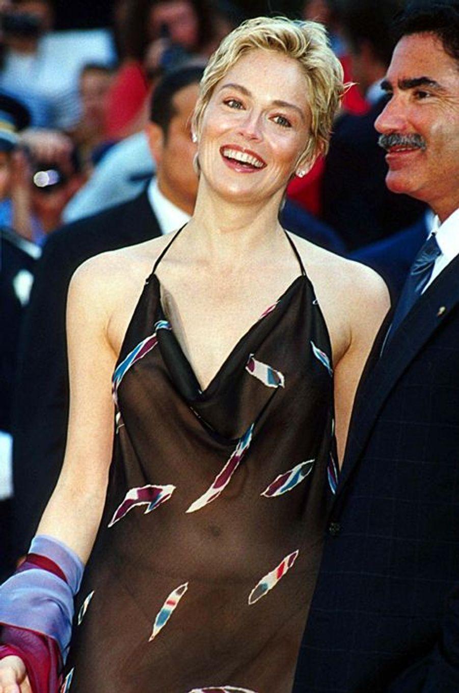À Cannes en 1998