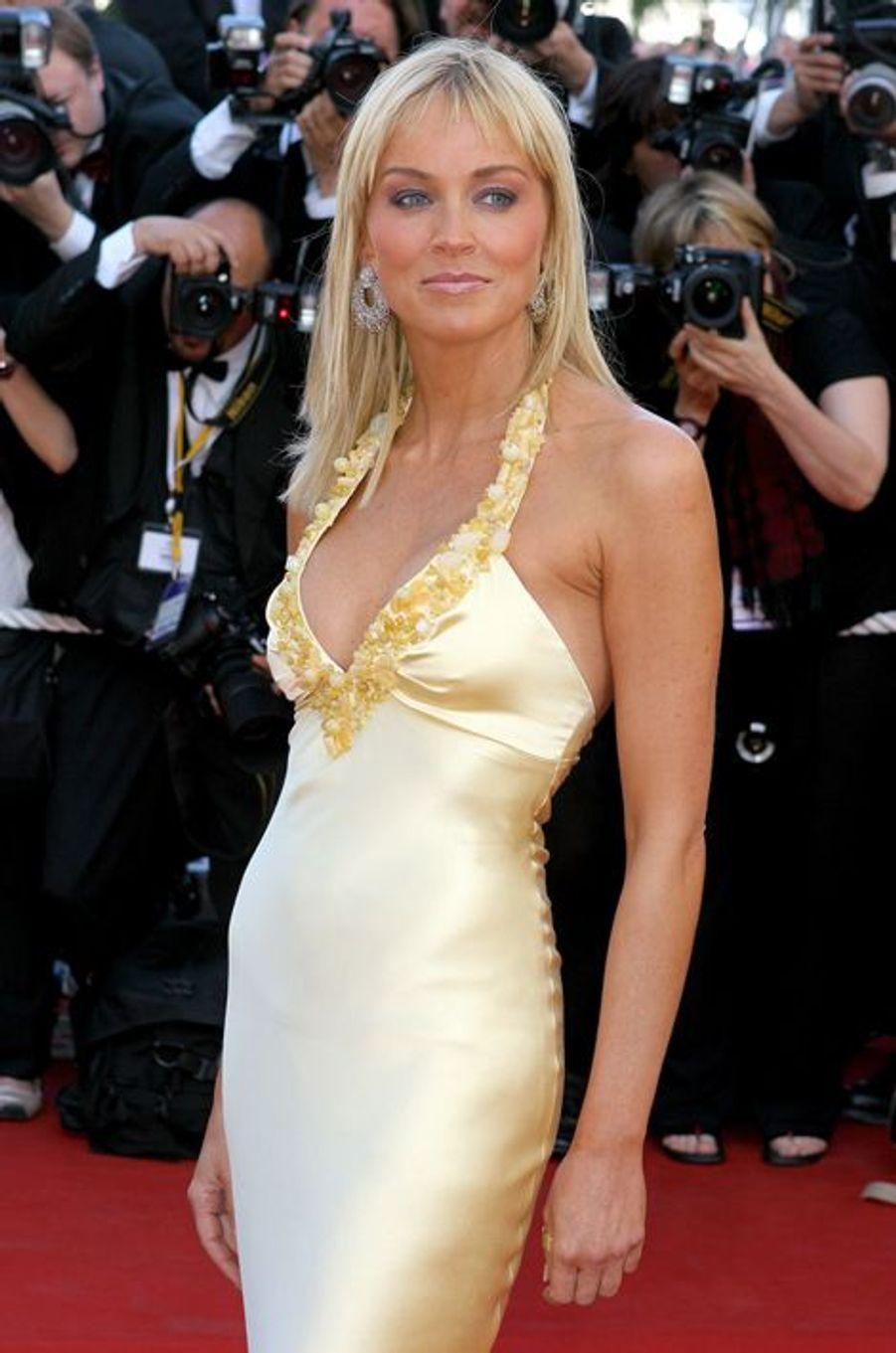 À Cannes en 2005