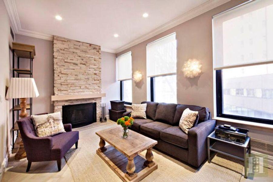 Jessica Chastain a jeté son dévolu sur ce luxueux duplex situé à Manhattan