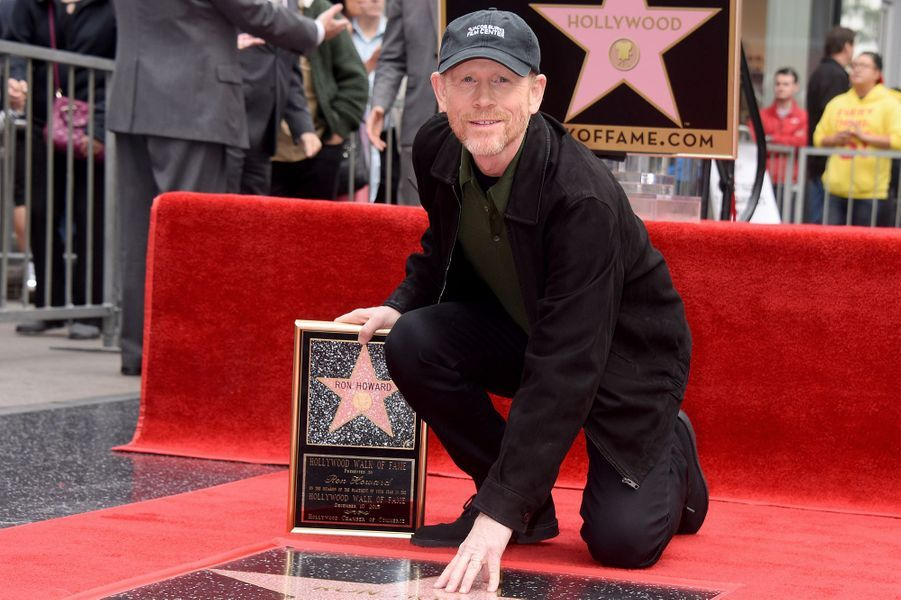 Ron Howard à Los Angeles le 10 décembre 2015