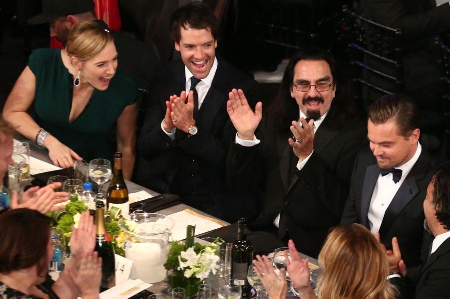 Aux Screen Actors Guild Awards le samedi 30 janvier 2016