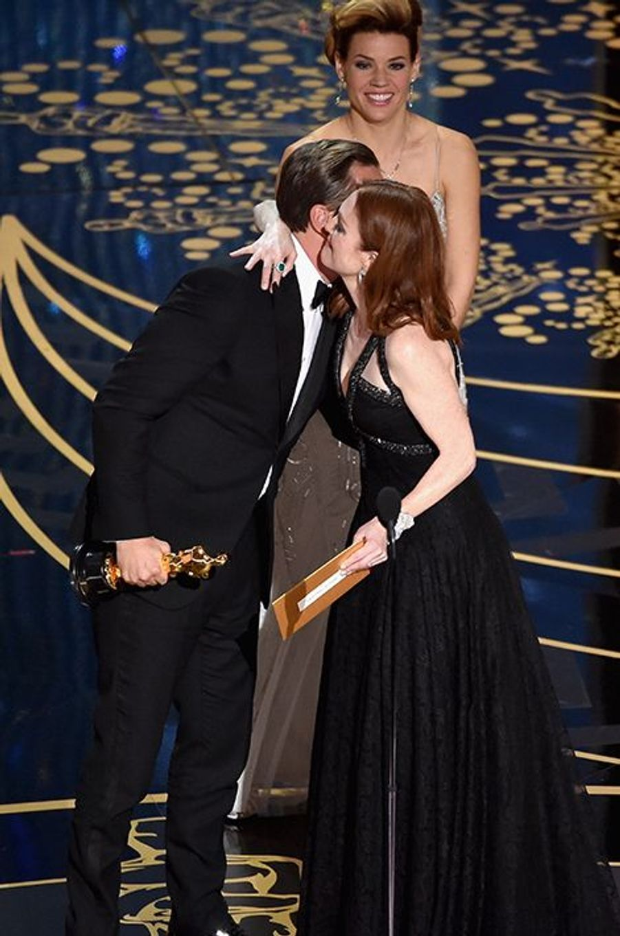 And the winner is... Leonardo DiCaprio !