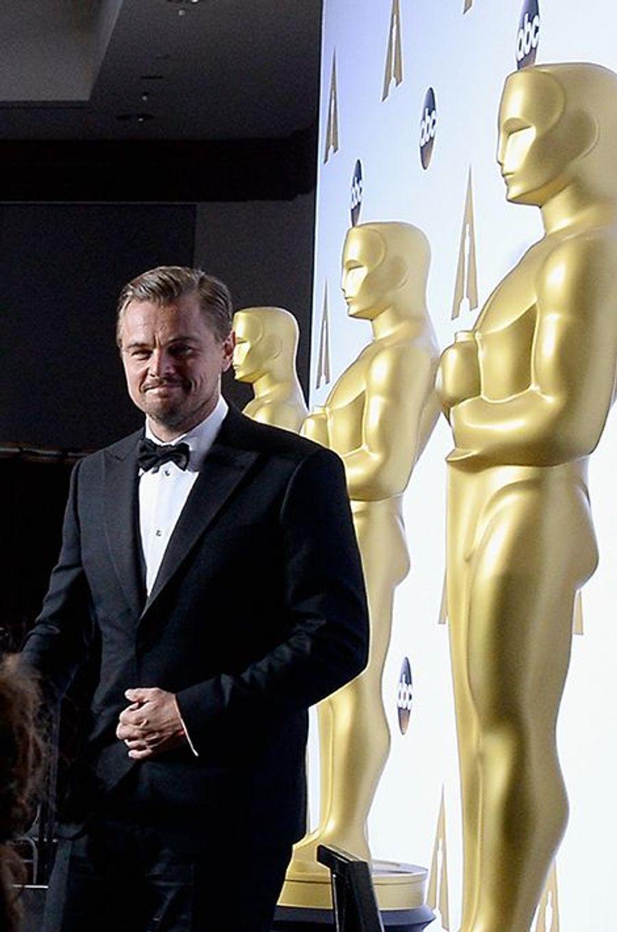 Leonardo DiCaprio, la fin de la malédiction