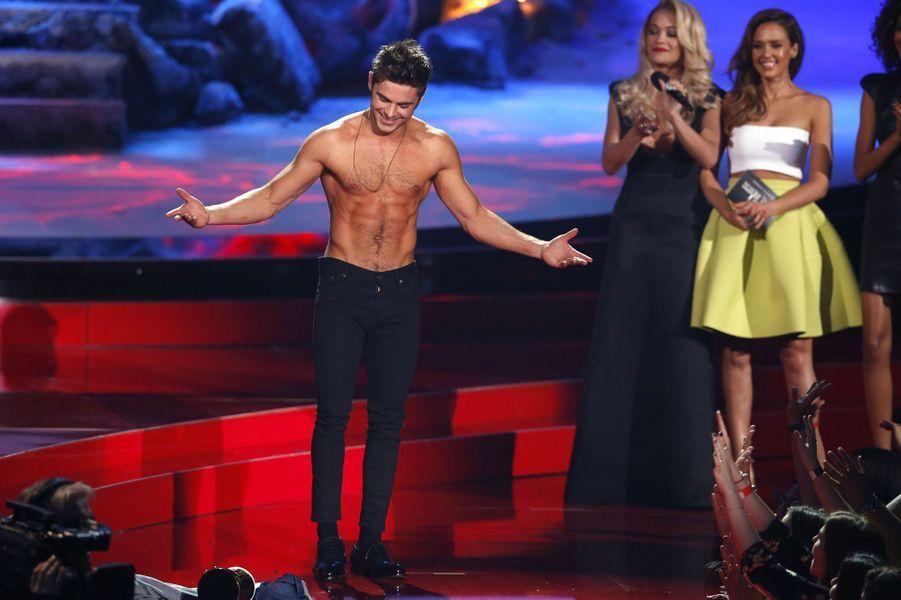 Les MTV Movie Awards, c'est show!