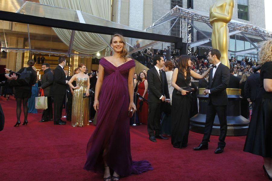 Aux Oscars en février 2011