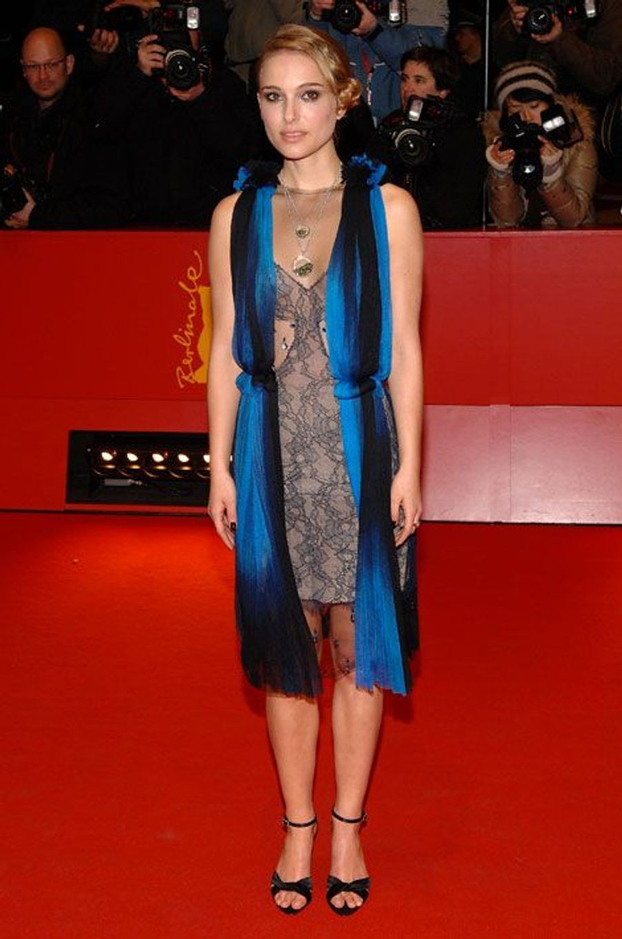 En 2008 au Festival de film de Berlin