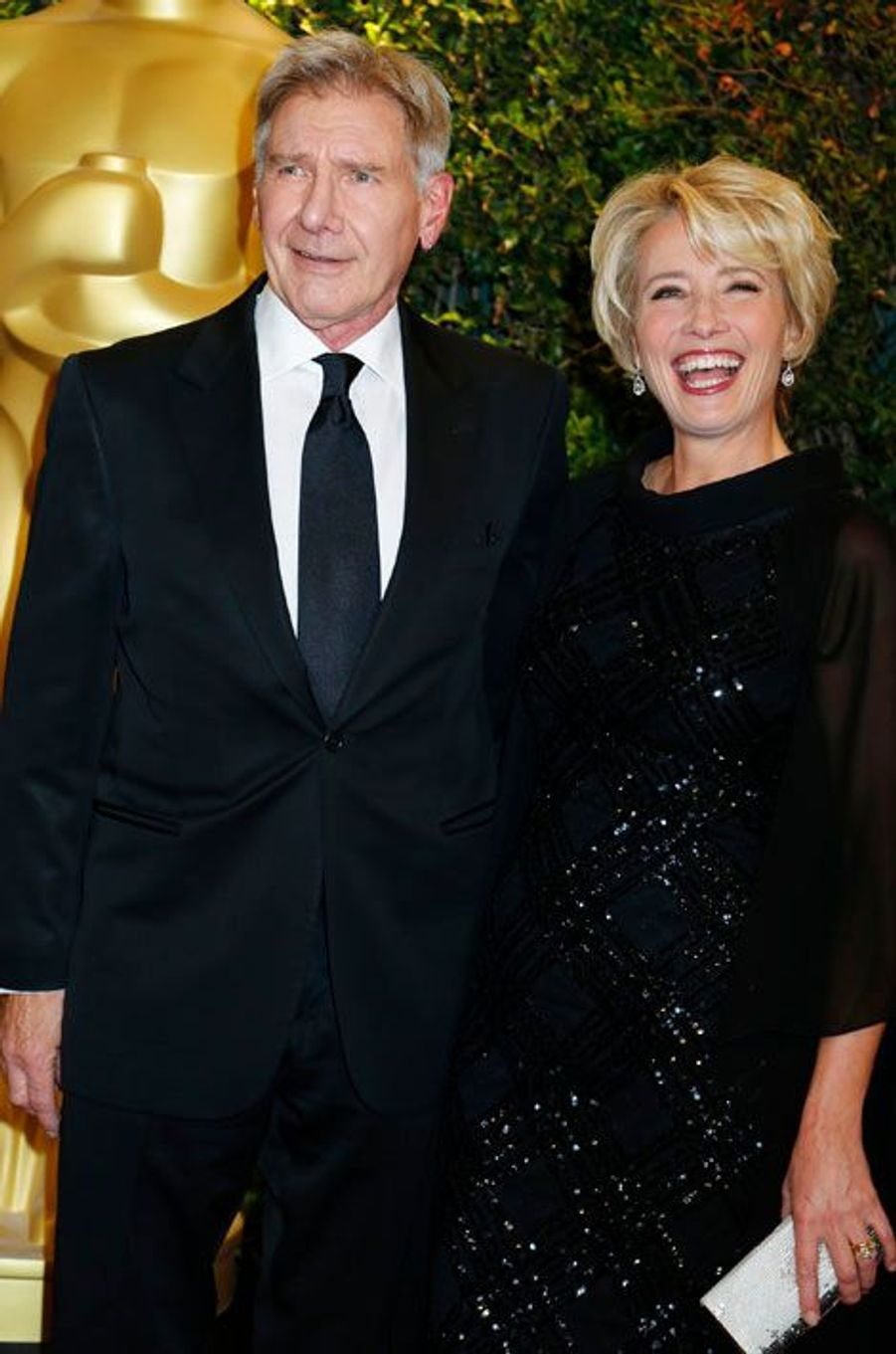 Harrison Ford et Emma Thompson