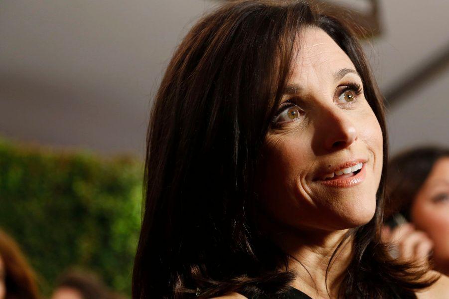 Julia Louis-Dreyfus, légendaire Elaine Benes de «Seinfeld»