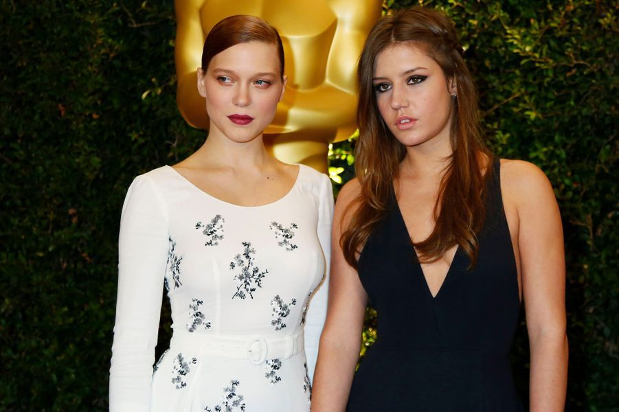 Léa Seydoux et Adèle Exarchopoulos, les stars de «La Vie d'Adèle»