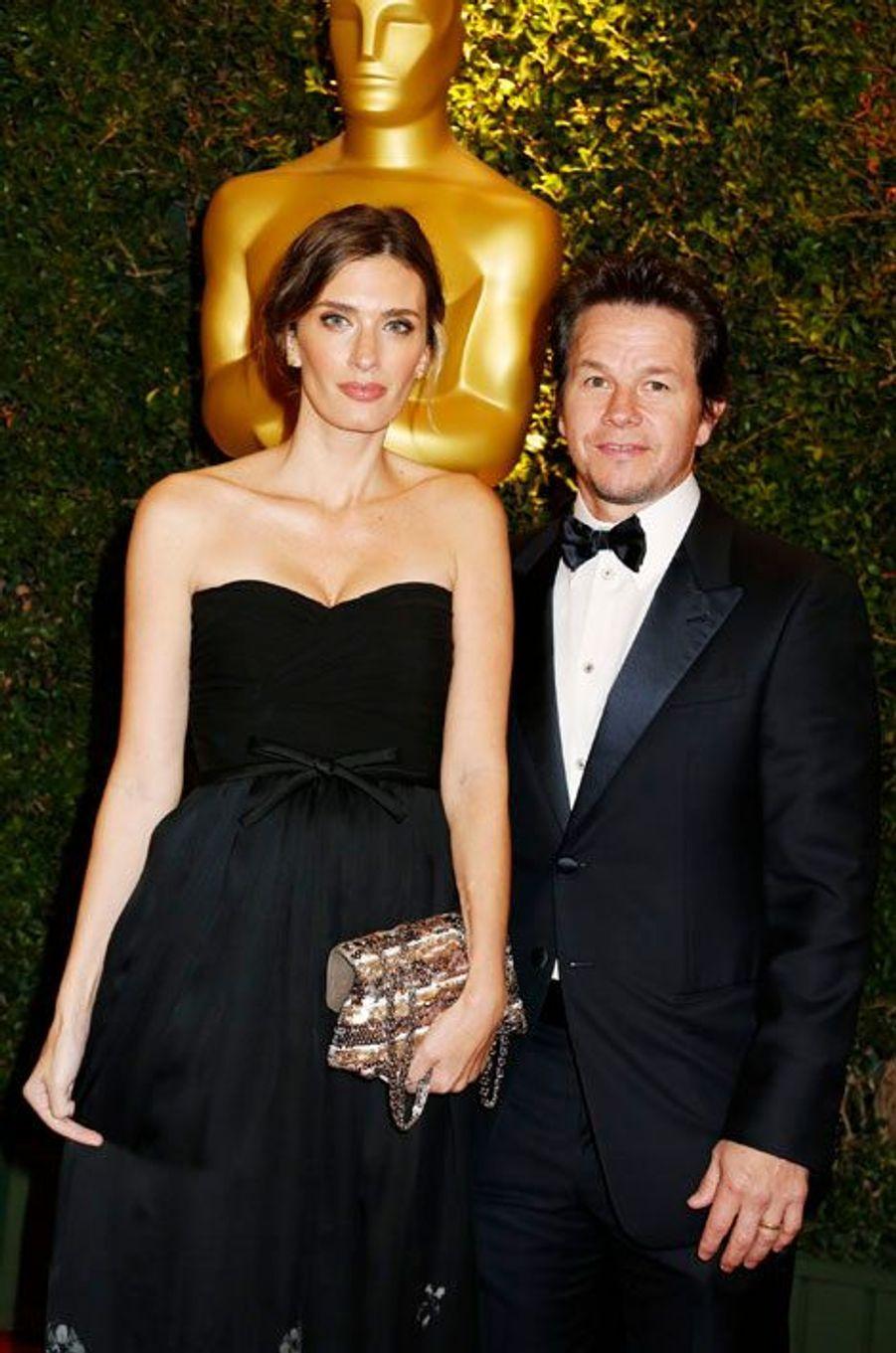 Mark Wahlberg et son épouse, Rhea Durham