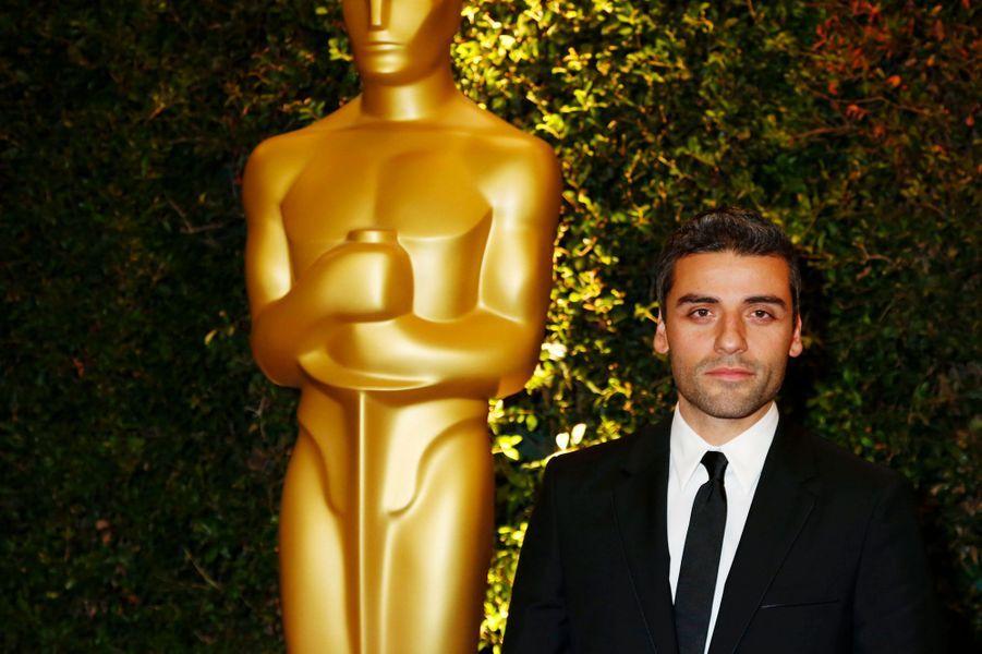 Oscar Isaacs, à l'affiche de «Inside Llewyn Davis»