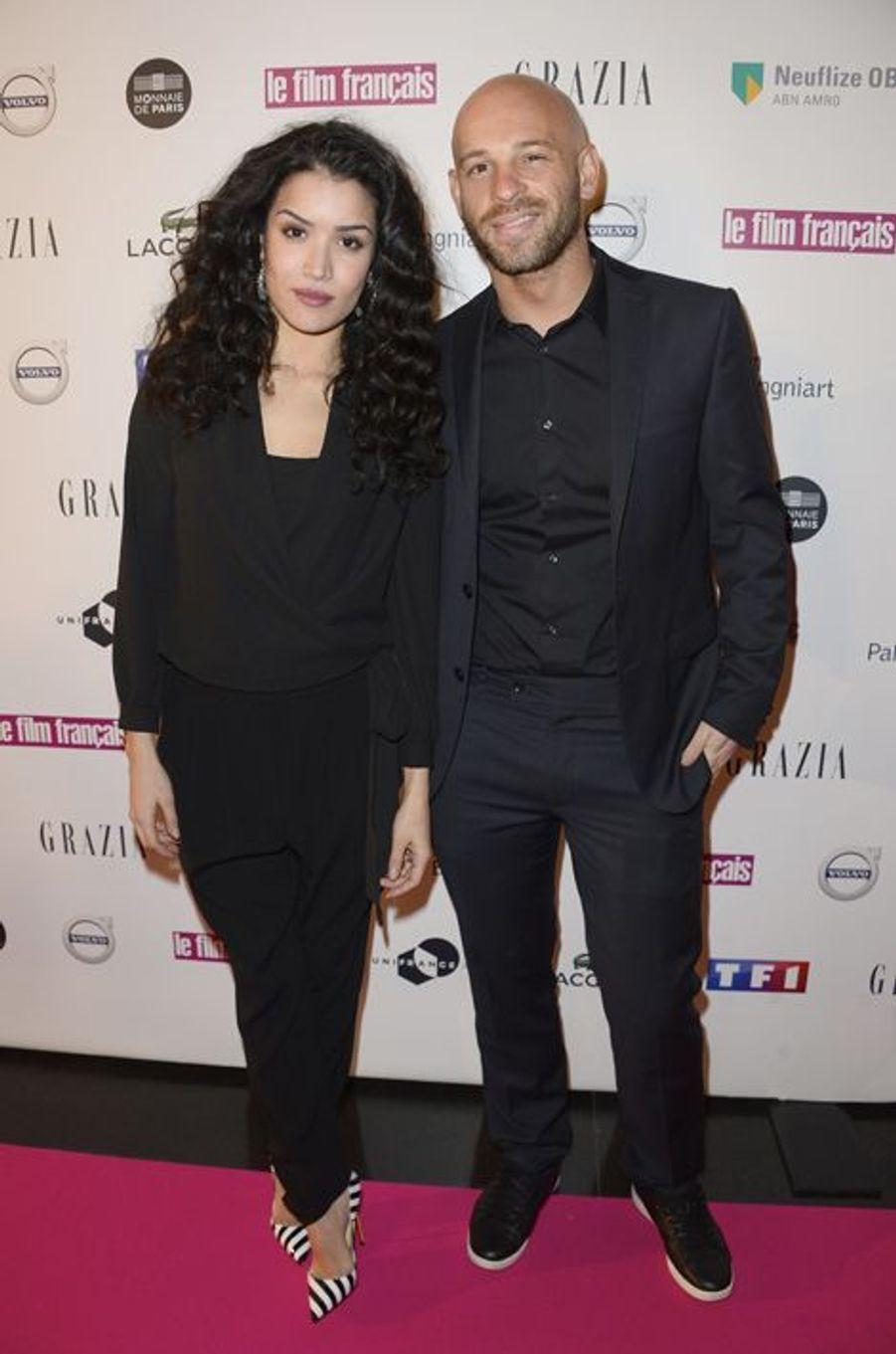 Sabrina Ouazani et Franck Gastambide