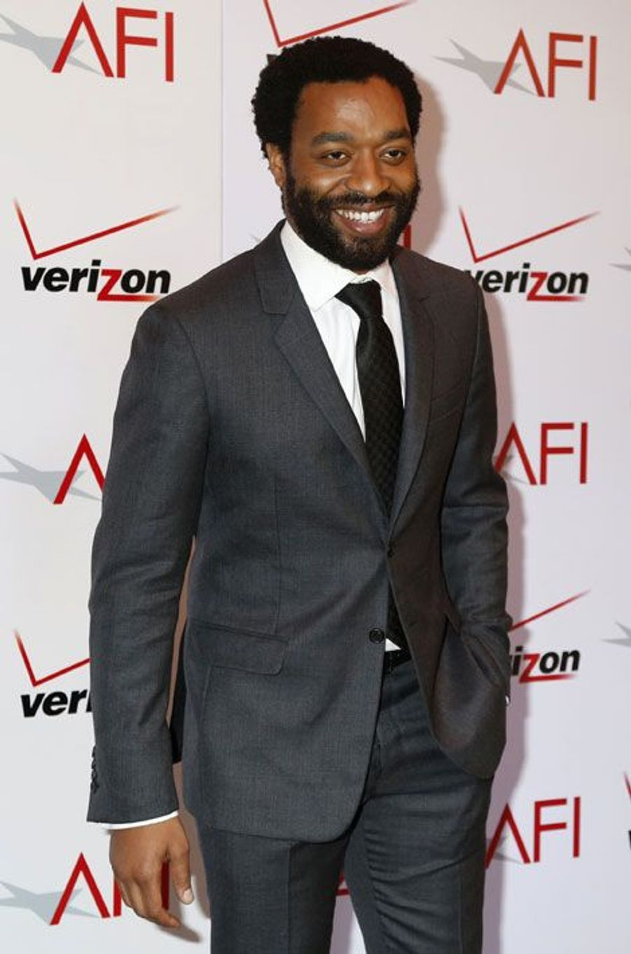"""Chiwetel Ejiofor pour """"12 Years a Slave"""""""