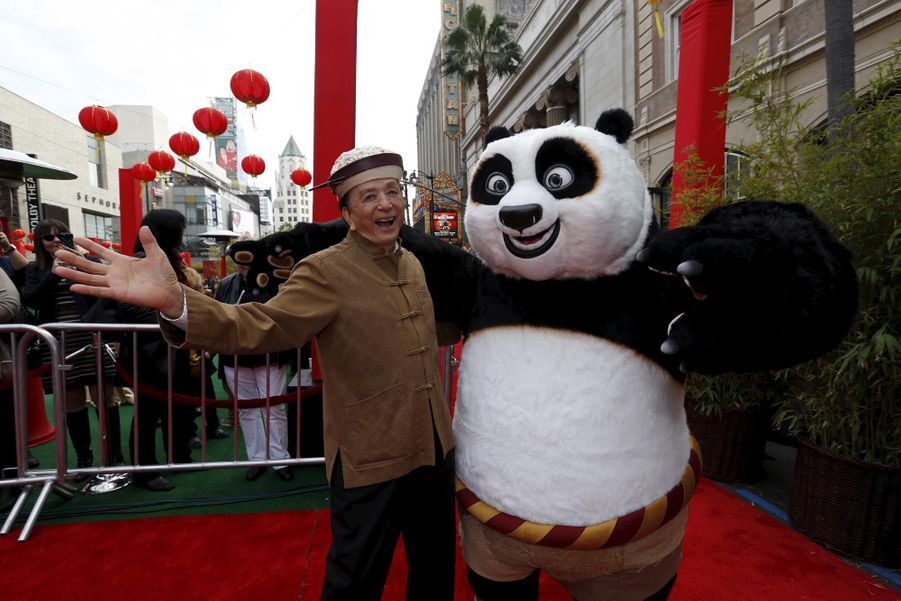 James Hong et Po