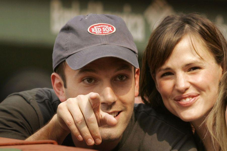 Jennifer Garner et Ben Affleck.