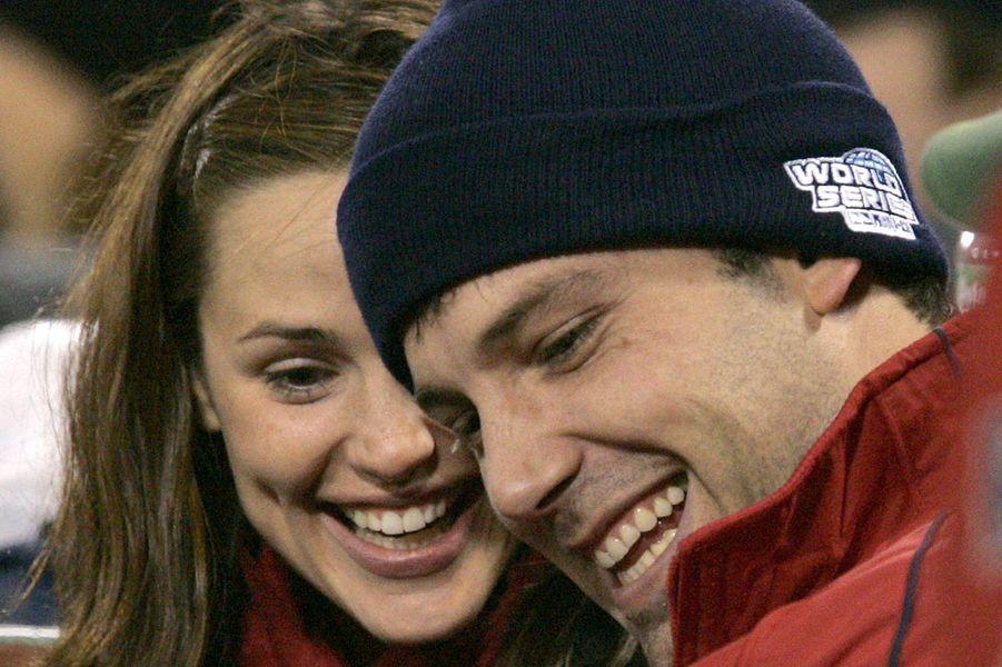 Jennifer Garner et Ben Affleck en couple, février 2004.