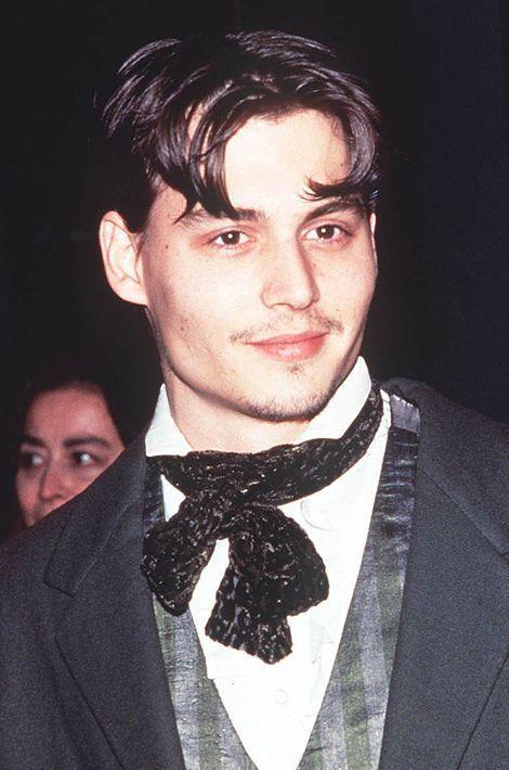 Johnny Depp en 2000