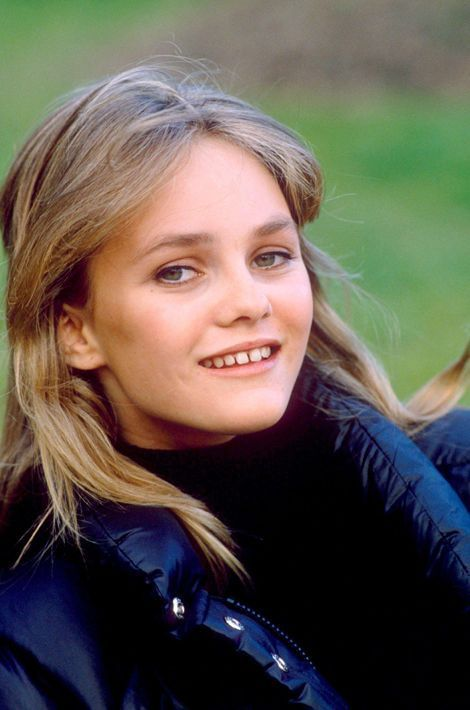 Vanessa Paradis en 1988