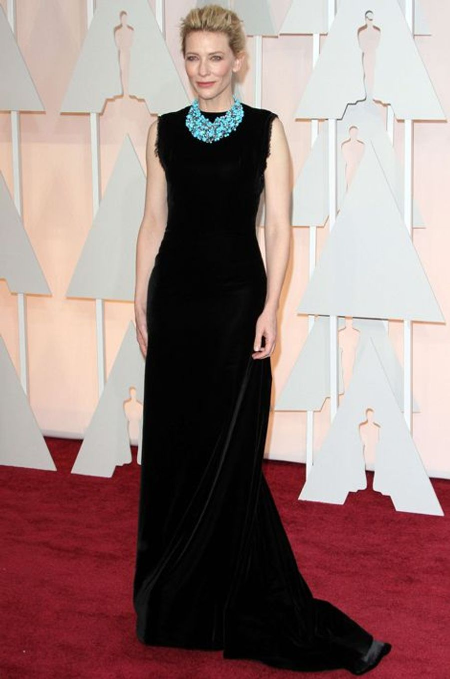 Cate Blanchett en Galliano pour Maison Margiela