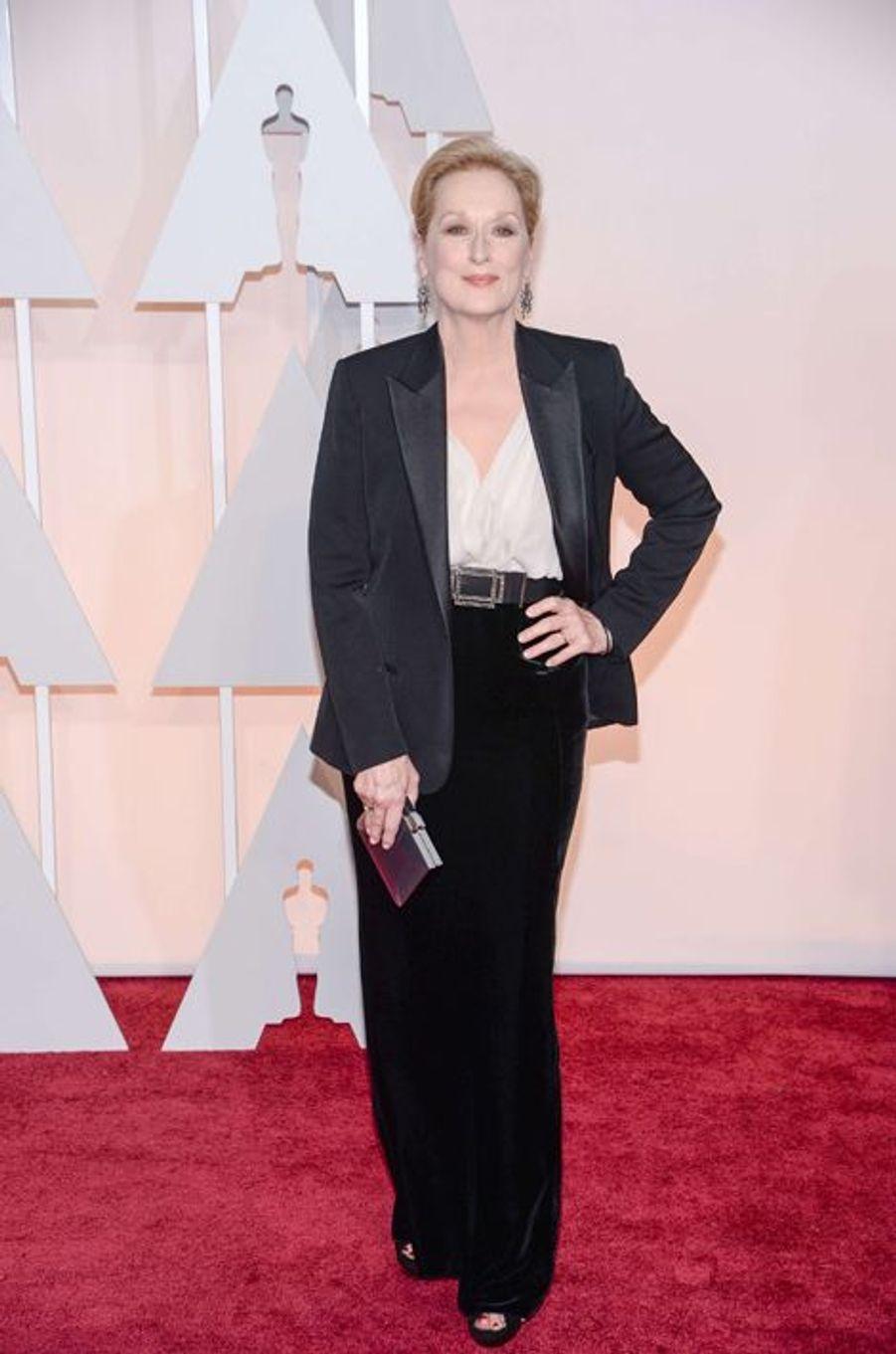 Meryl Streep en Lanvin