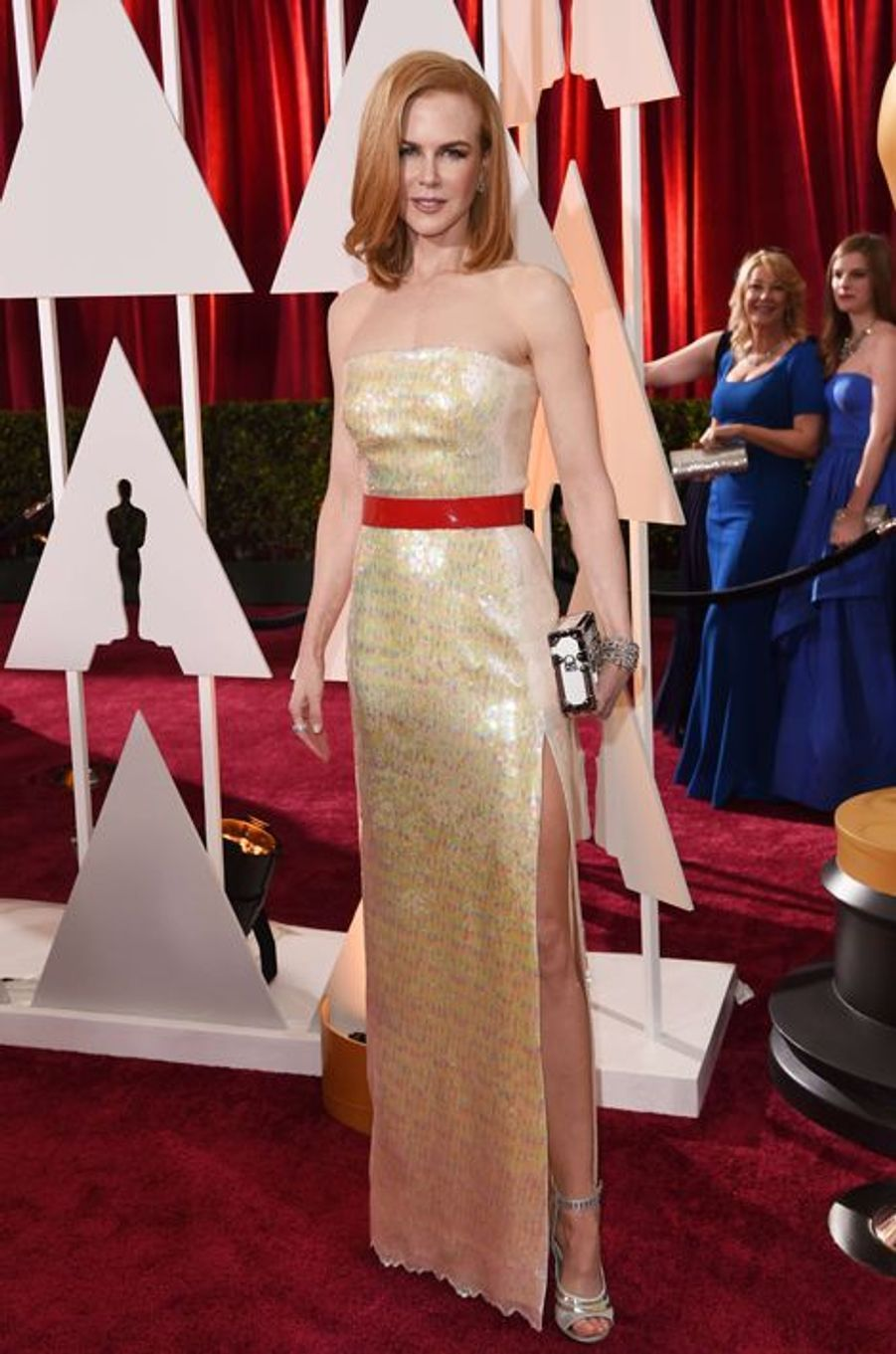 Nicole Kidman en Louis Vuitton