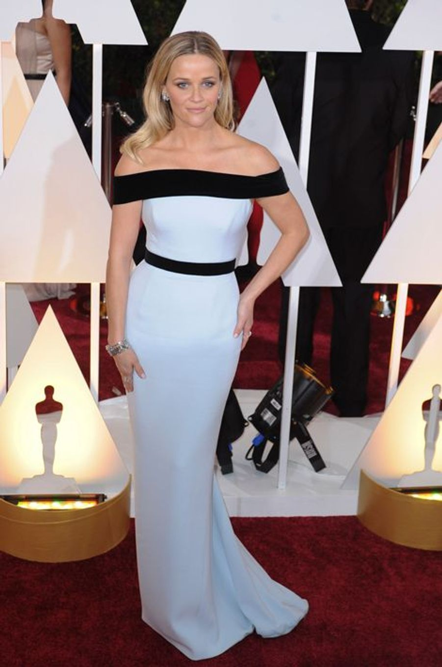 Reese Witherspoon en Tom Ford
