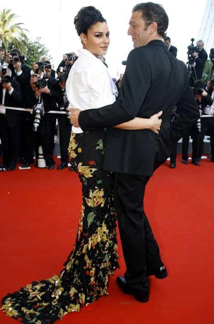 Au 59e Festival de Cannes en mai 2006.