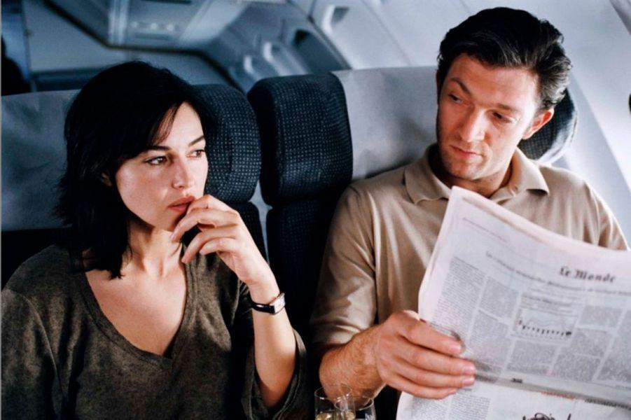Les deux stars s'étaient retrouvées sur le tournage d'«Agents secrets», de Frédéric Schoendoerffer, en 2004.