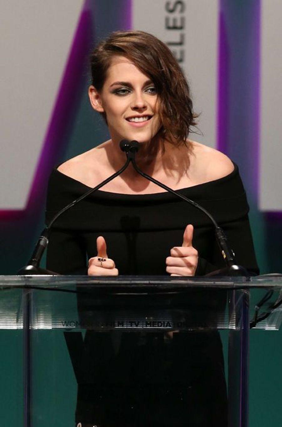 Kristen Stewart à Los Angeles le 16 juin 2015