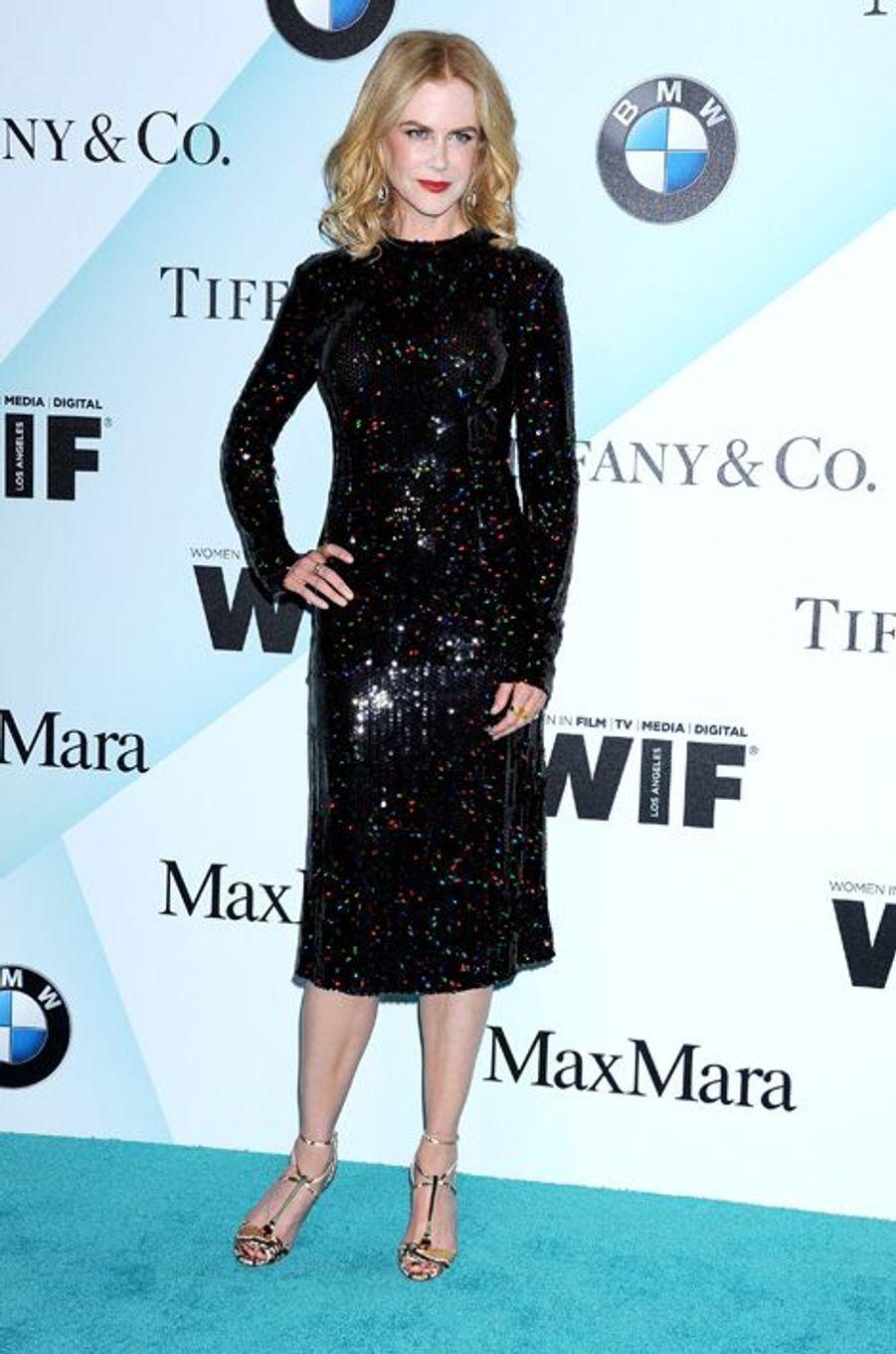 Nicole Kidman à Los Angeles le 16 juin 2015