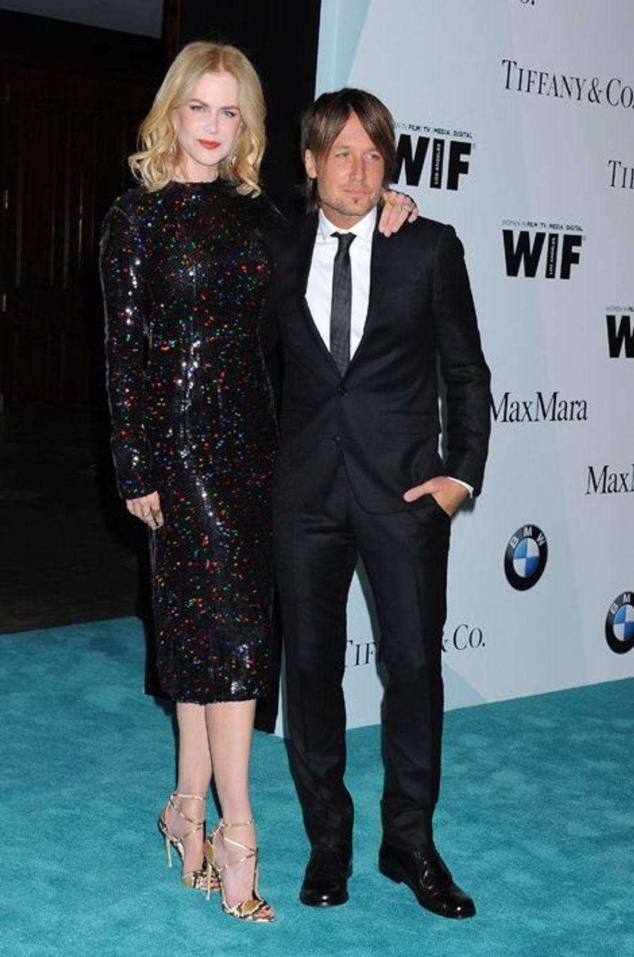 Nicole Kidman et Keith Urban à Los Angeles le 16 juin 2015