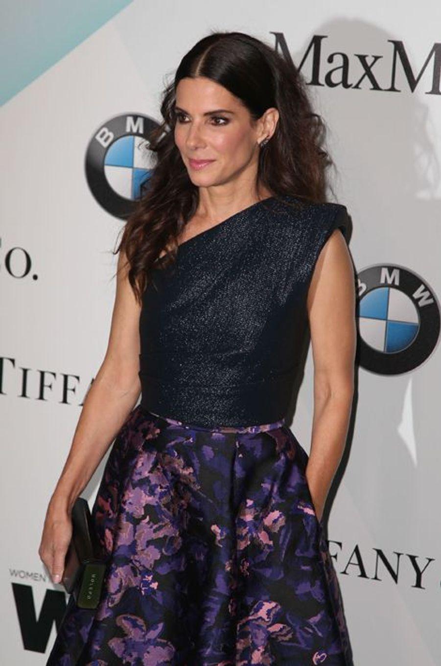 Sandra Bullock à Los Angeles le 16 juin 2015