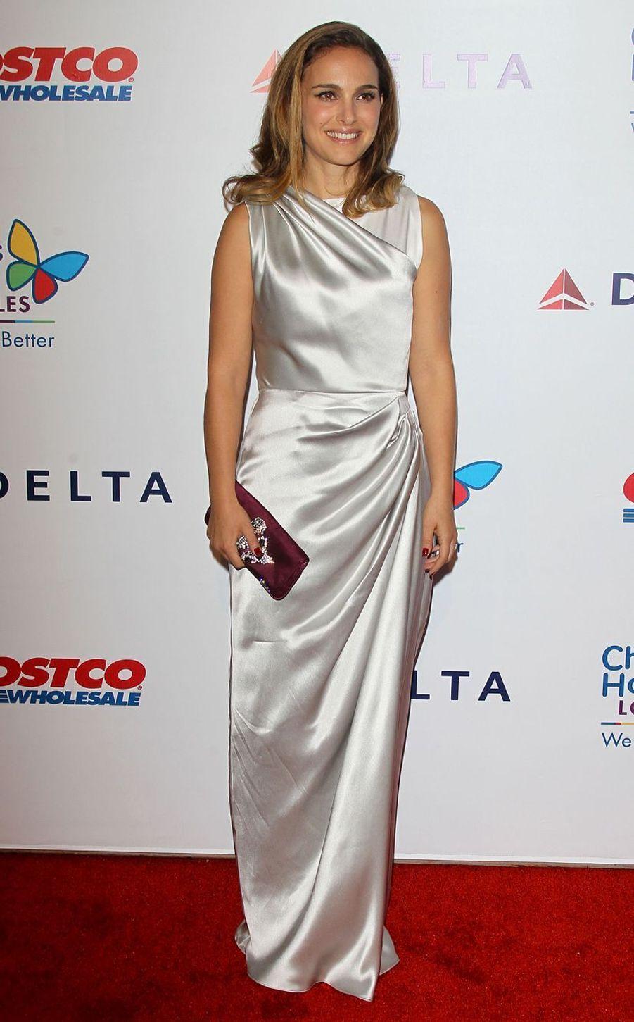 Natalie Portman et Benjamin Millepied, au summum du glamour