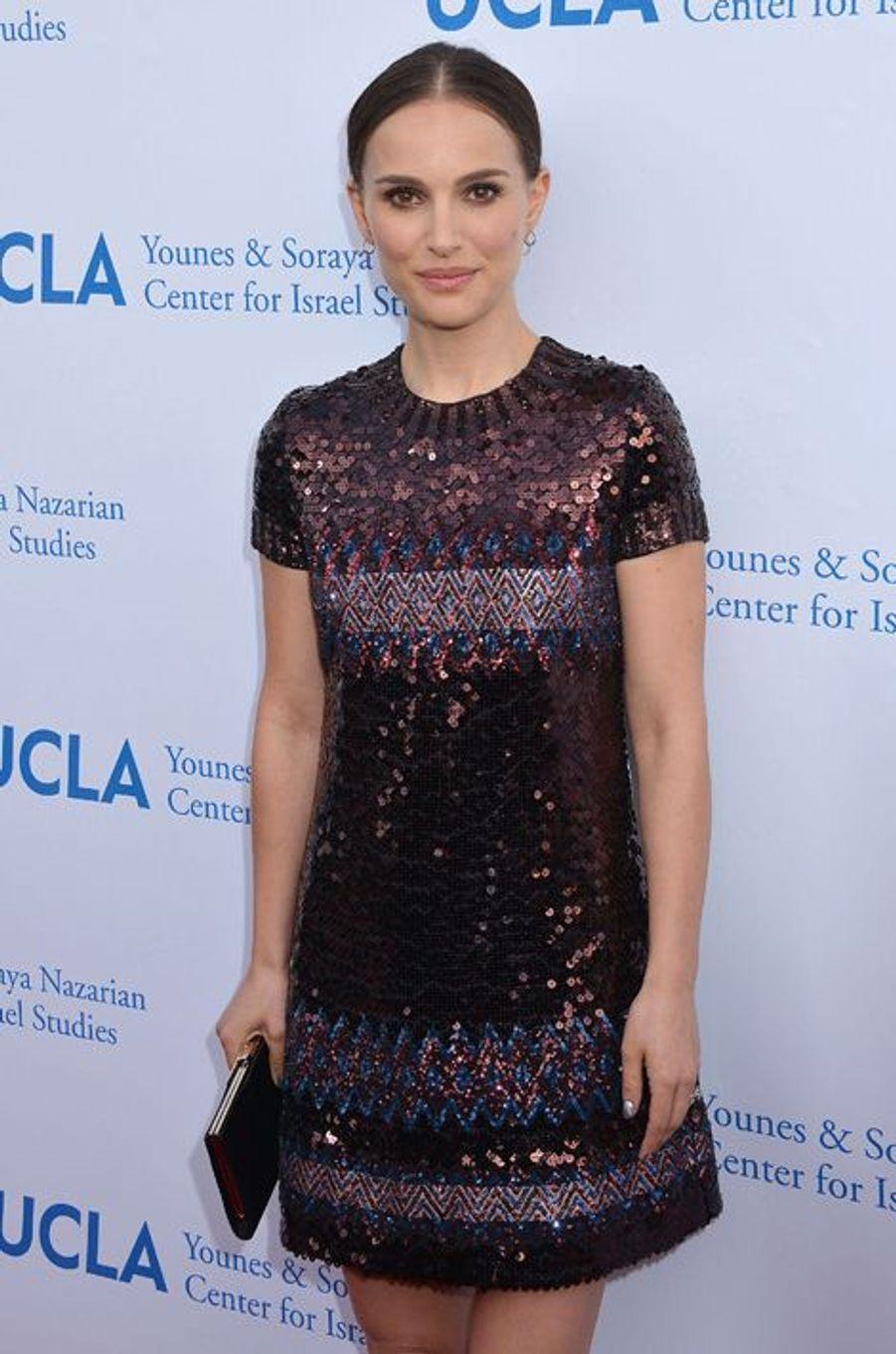 Natalie Portman à Los Angeles le 5 mai 2015