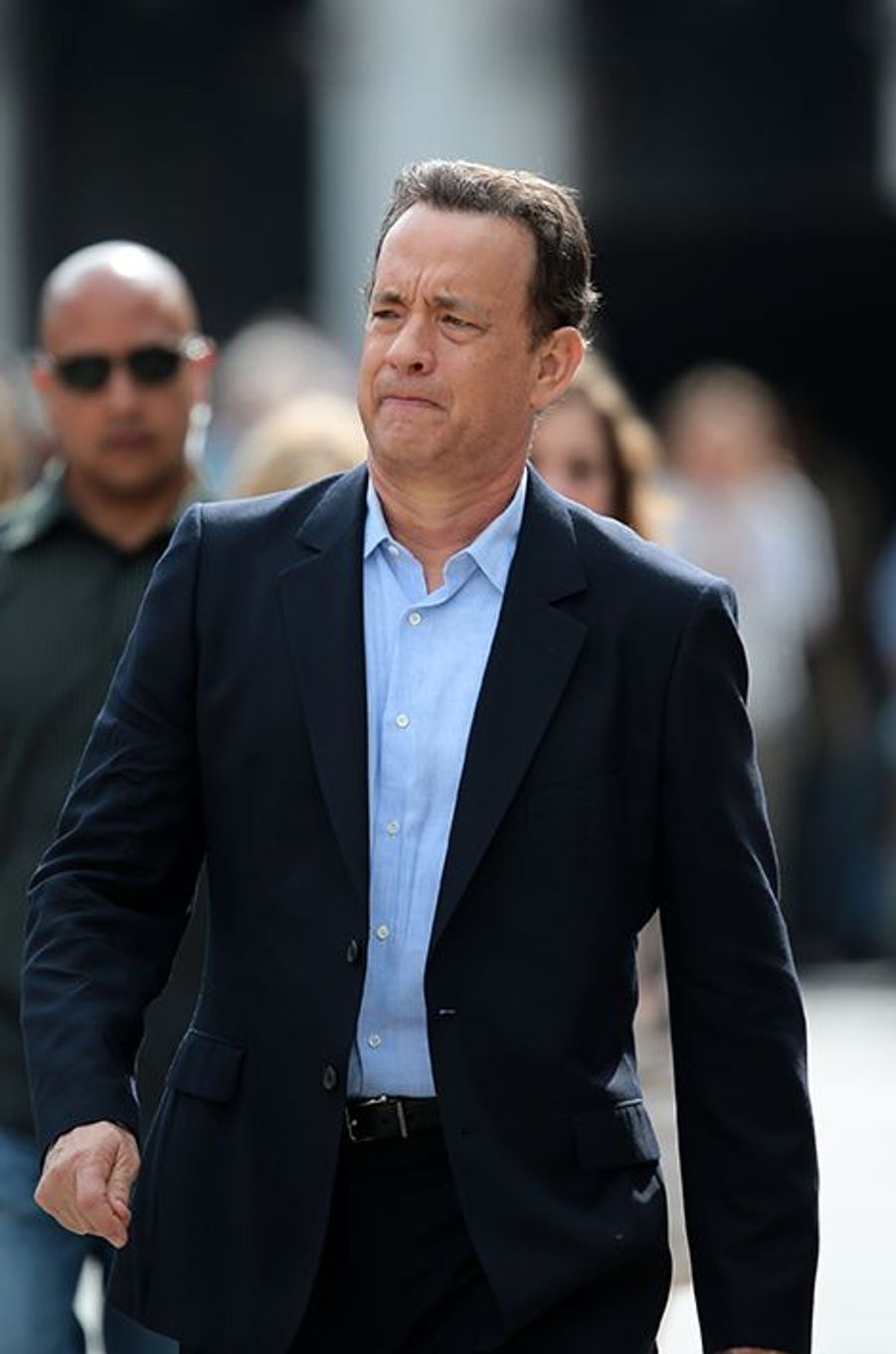 Tom Hanks à Venise le 28 avril 2015