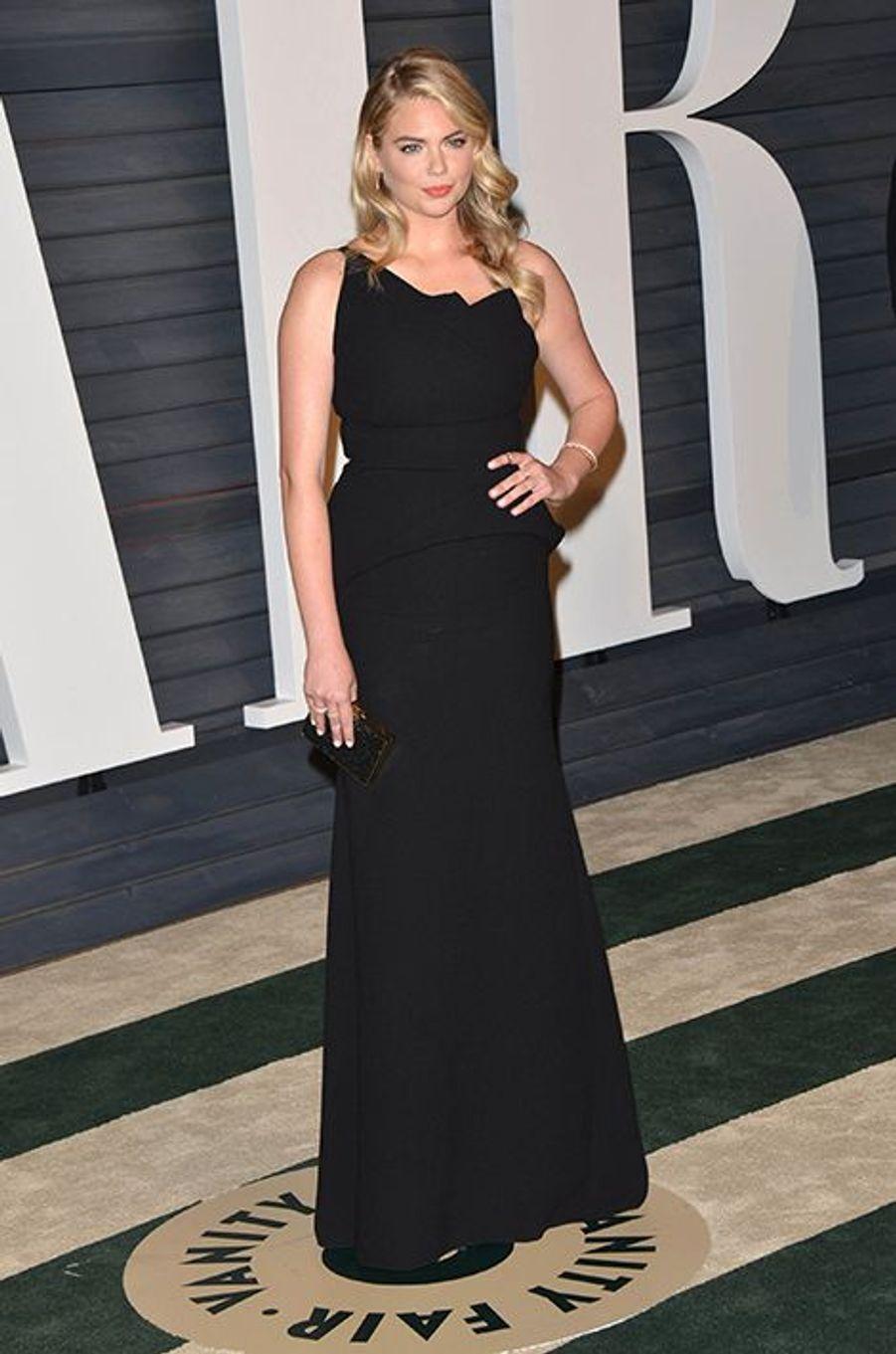 Kate Upton à Los Angeles le 22 février 2015